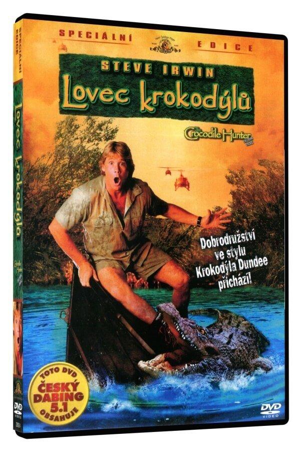 Lovec krokodýlů (DVD)