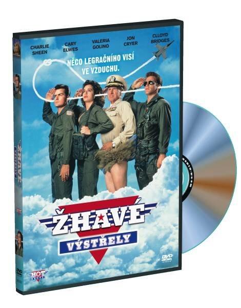 Žhavé výstřely (DVD)