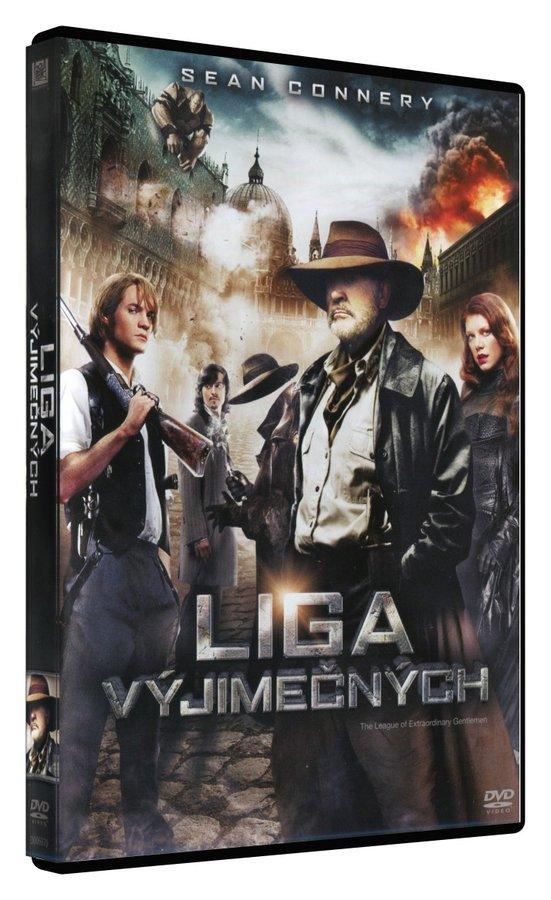 Liga výjimečných (DVD)