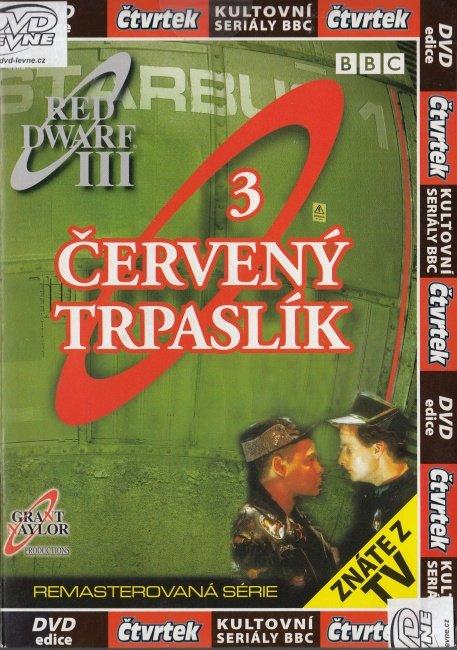 Červený trpaslík 3 (DVD) (papírový obal)