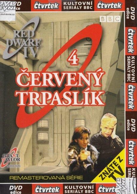 Červený trpaslík 4 (DVD) (papírový obal)