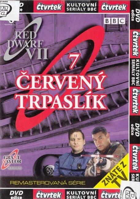 Červený trpaslík 7 (DVD) (papírový obal)