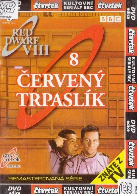 Červený trpaslík 8 (DVD) (papírový obal)