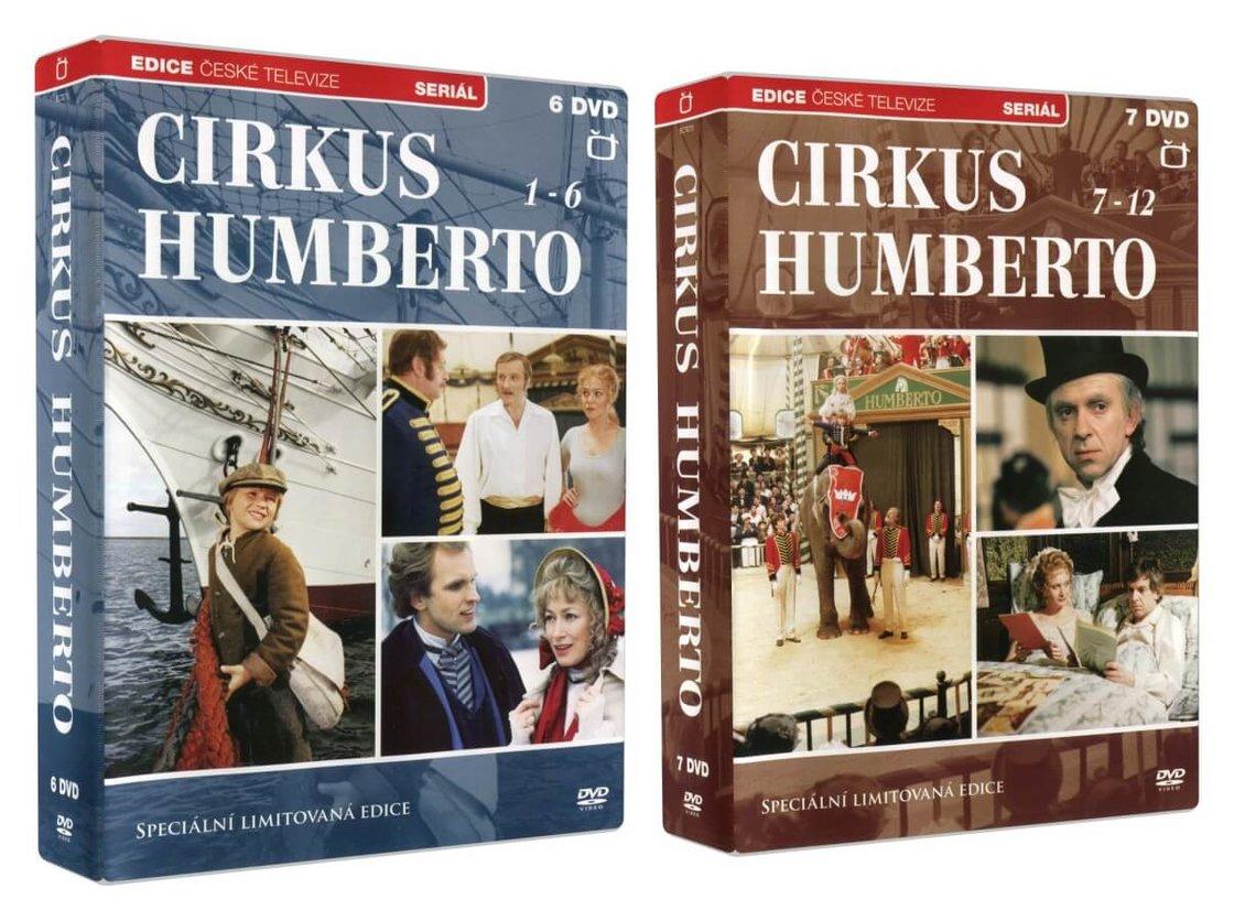 Cirkus Humberto (13 DVD)