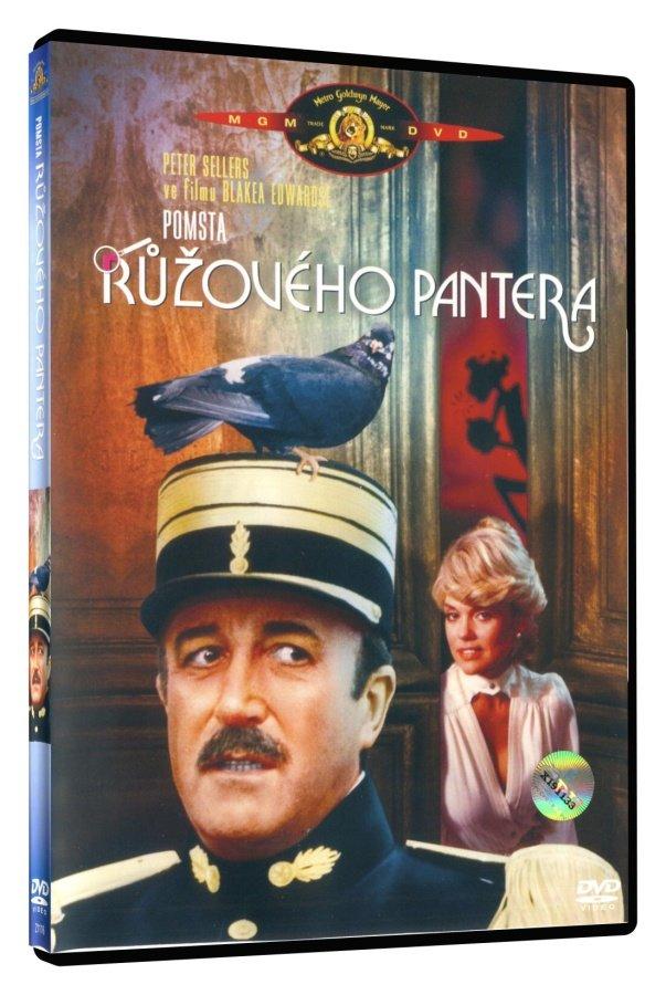 Pomsta Růžového pantera (DVD)