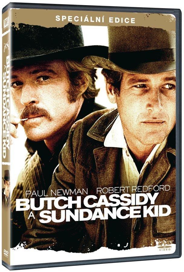 Butch Cassidy a Sundance Kid (DVD)