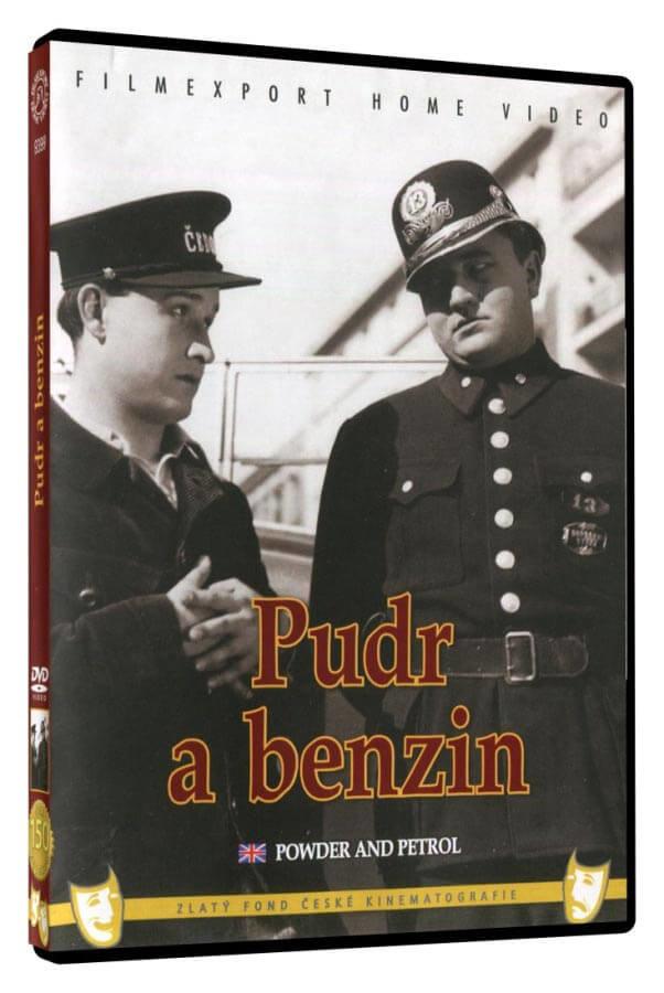 Pudr a benzín (DVD) - speciální edice