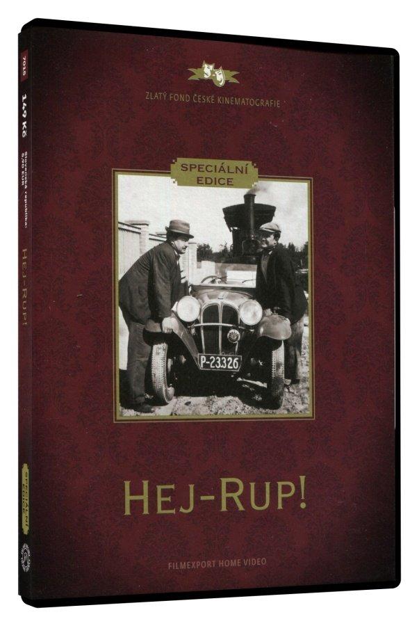 Hej-Rup! (DVD) - speciální edice