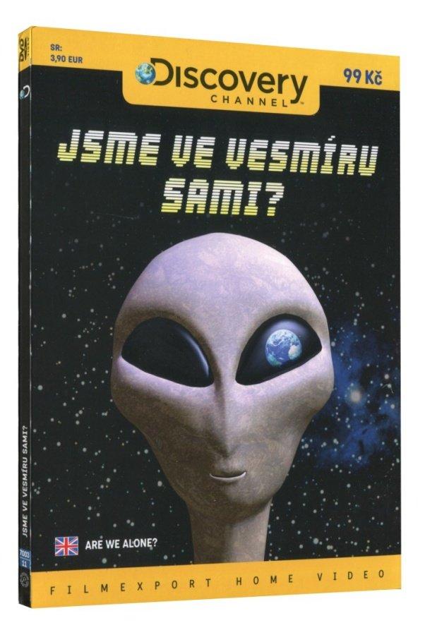 Jsme ve vesmíru sami? (DVD)