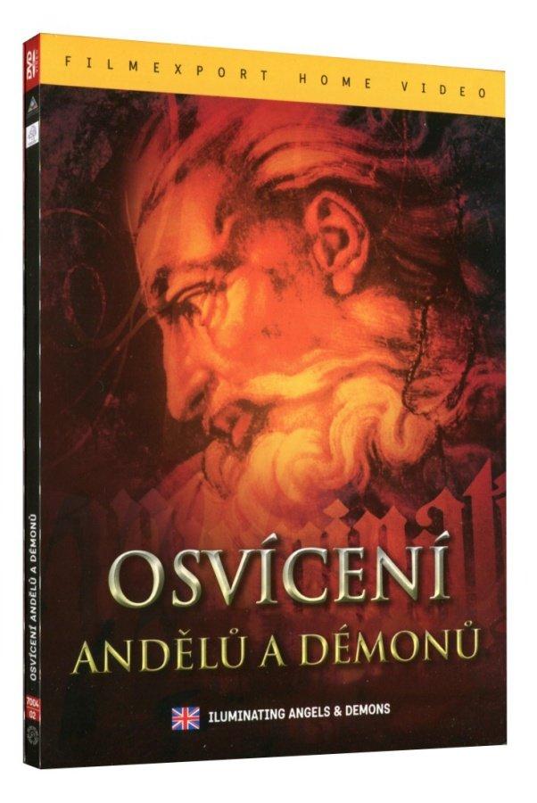 Osvícení andělů a démonů (DVD)