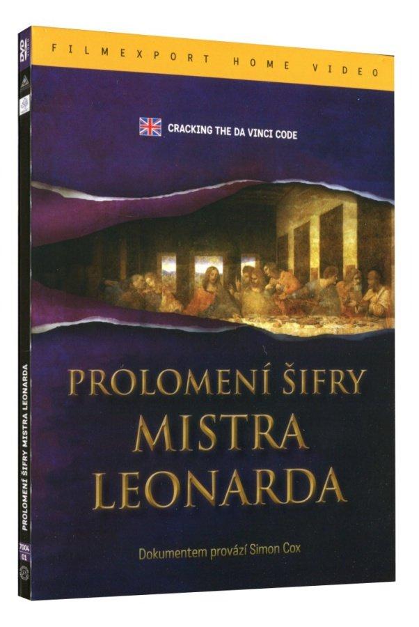 Prolomení šifry mistra Leonarda (DVD)