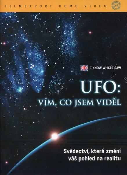 UFO: Vím, co jsem viděl (DVD)