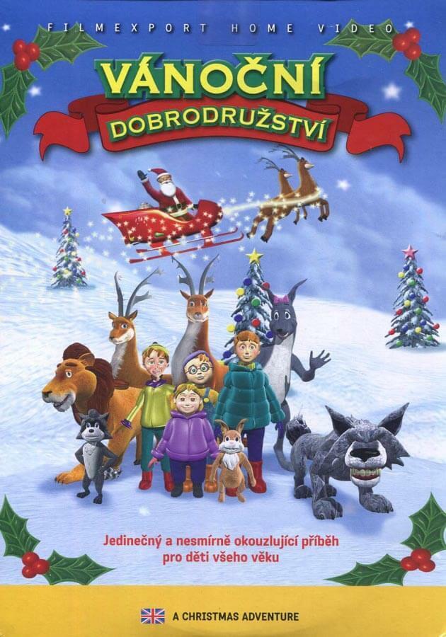 Vánoční dobrodružství (DVD) (papírový obal)