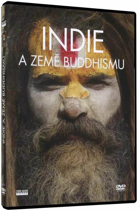 Indie a země buddhismu (DVD)