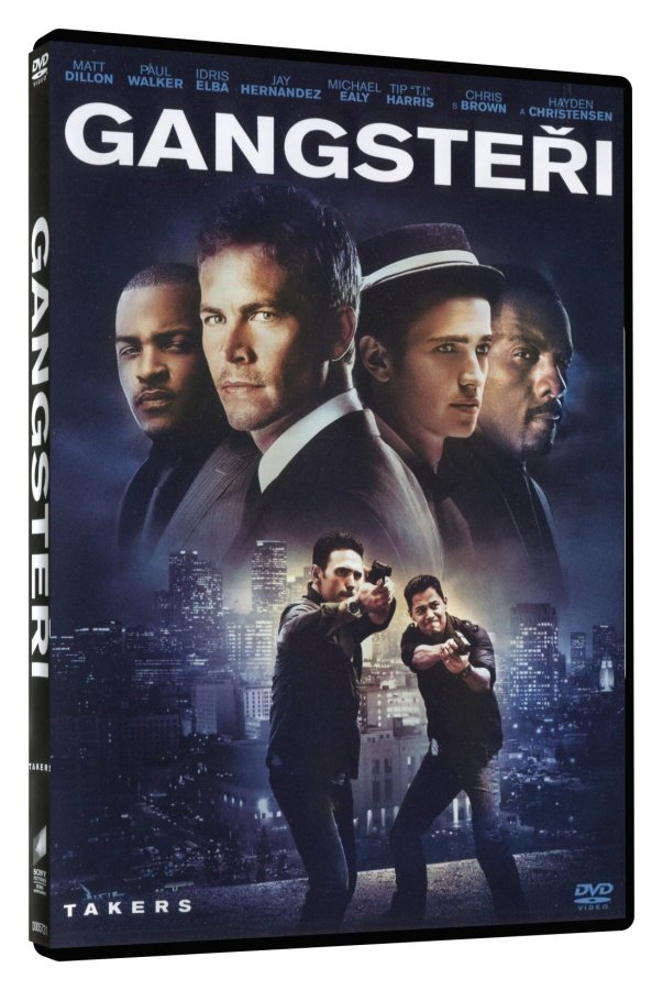 Gangsteři (DVD)