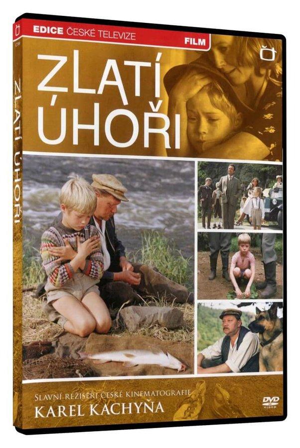 Zlatí úhoři (DVD)