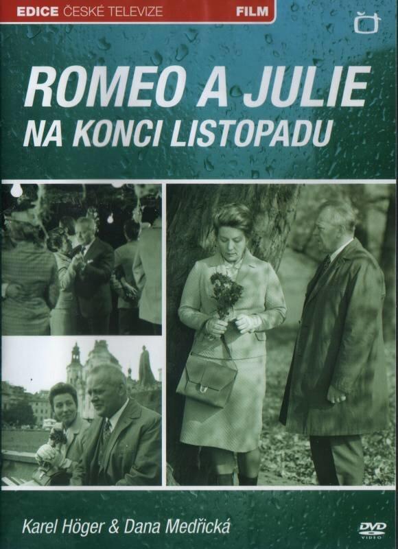 Romeo a Julie na konci listopadu (DVD)