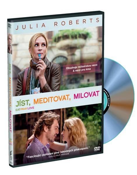 Jíst, meditovat, milovat (DVD) - režisérská + kino verze