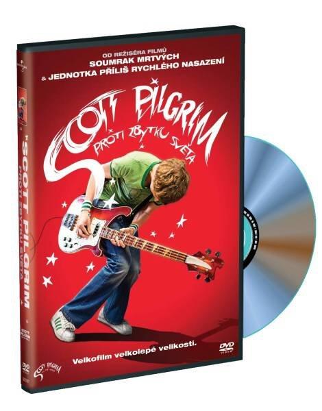 Scott Pilgrim proti zbytku světa (DVD)