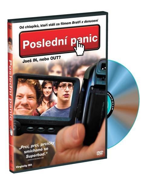 Poslední panic (DVD)