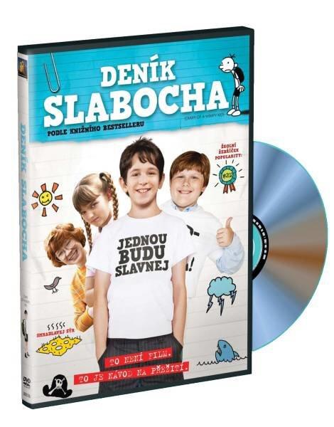 Deník malého poseroutky (DVD)