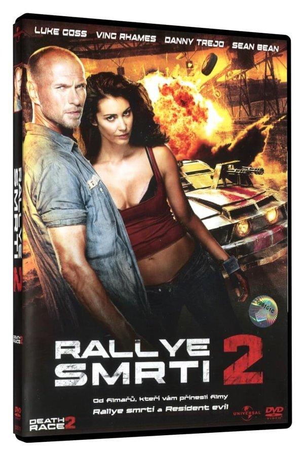 Rallye smrti 2 (DVD)