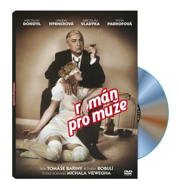 Román pro muže (DVD)