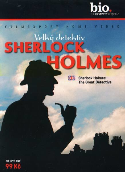 Velký detektiv Sherlock Holmes (DVD)