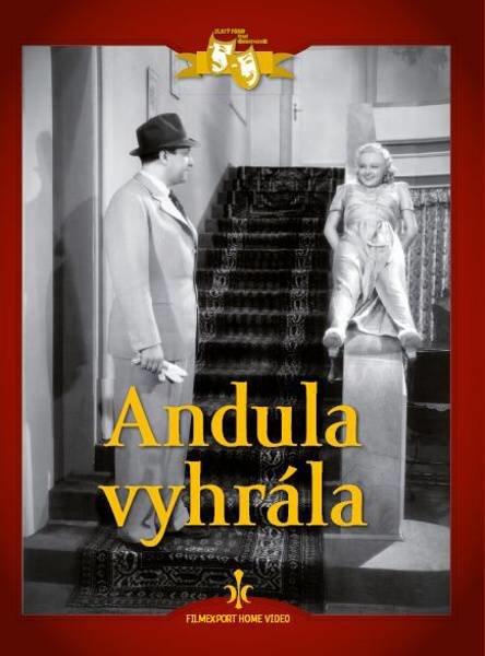Andula vyhrála (DVD) - digipack