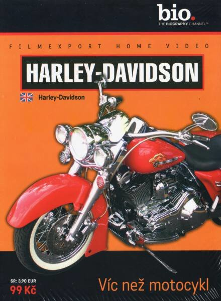 HARLEY-DAVIDSON (DVD)