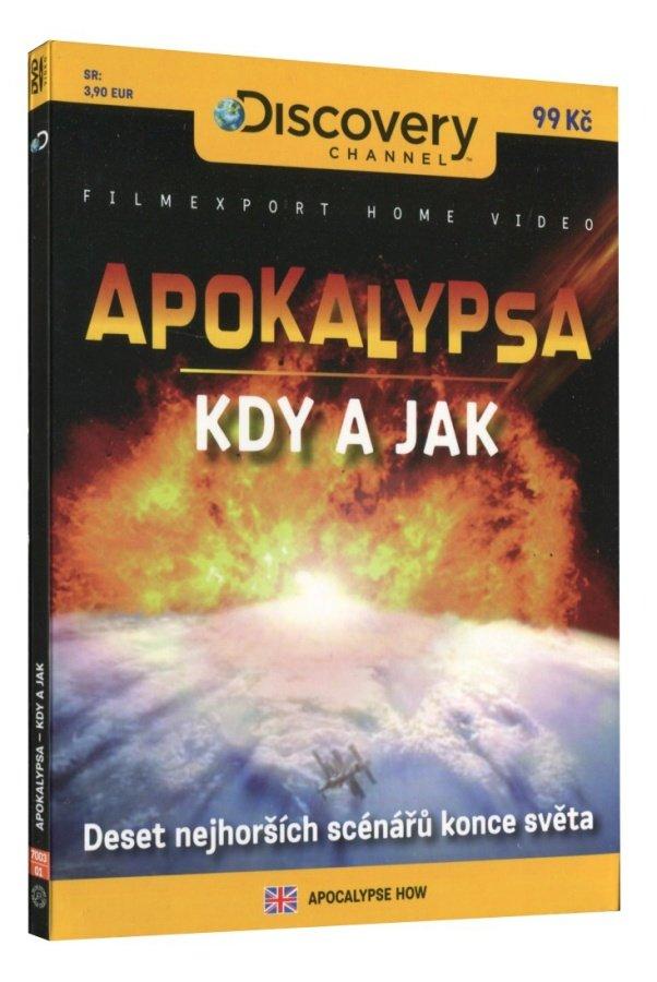 Apokalypsa - kdy a jak (DVD)