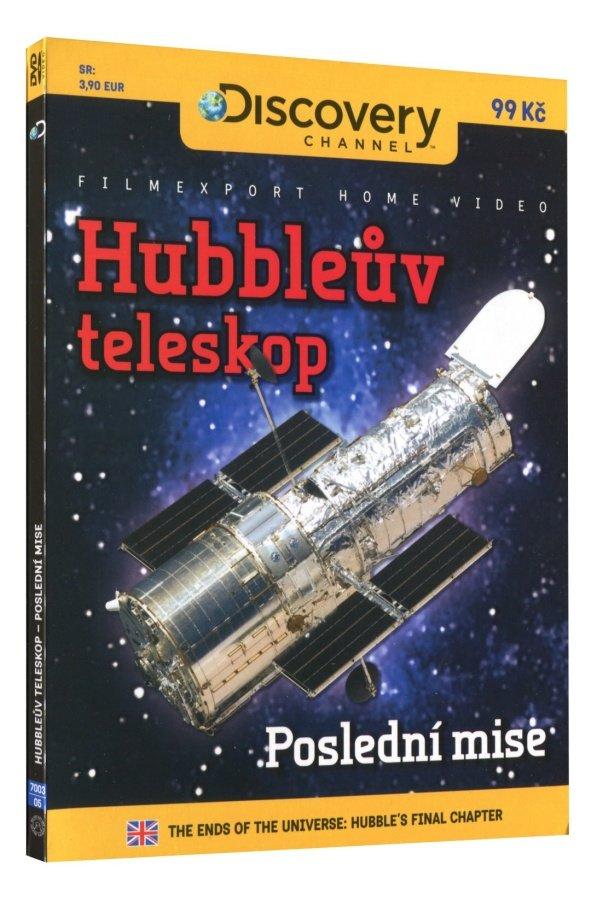 Hubbleův teleskop - Poslední mise (DVD)