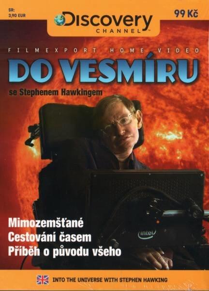 Do vesmíru se Stephenem Hawkingem (2 DVD)