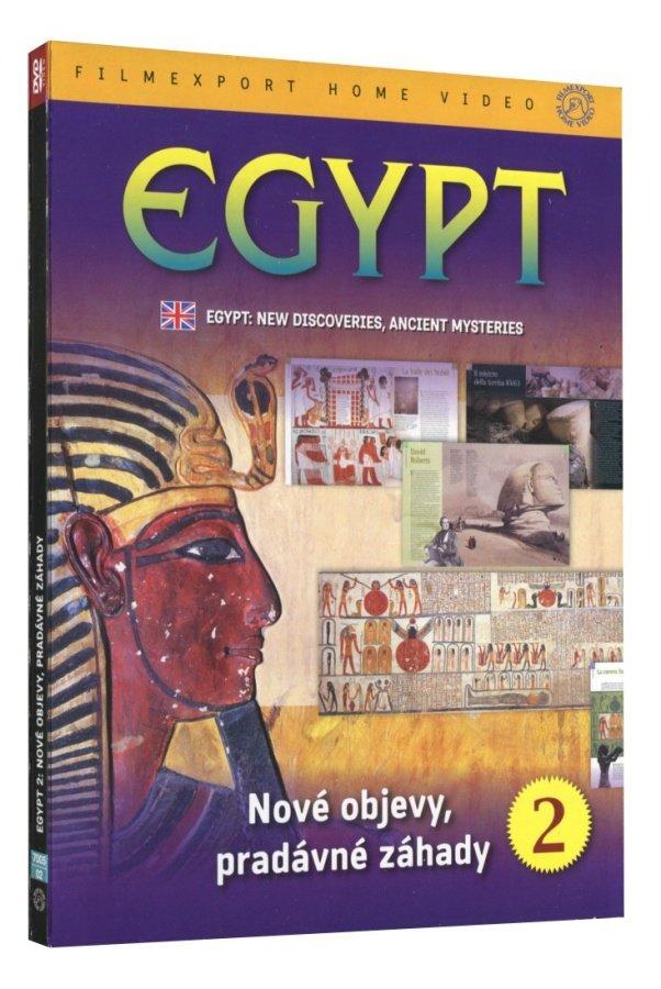 Egypt 2: Nové objevy, pradávné záhady (DVD)