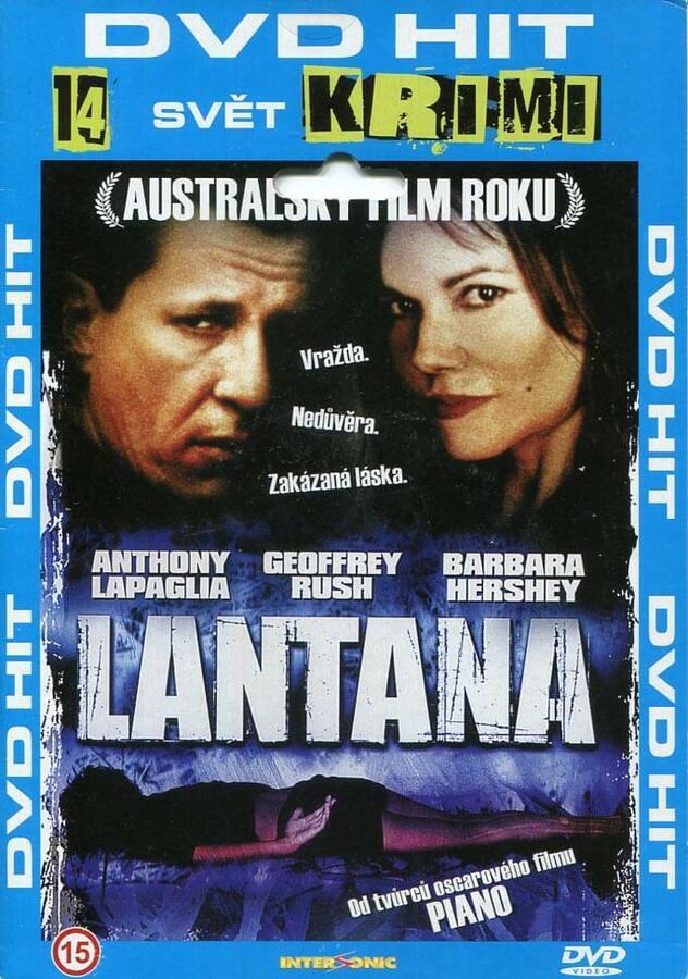 Lantana - edice DVD-HIT (DVD) (papírový obal)