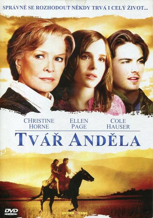 Tvář anděla (DVD) (papírový obal)