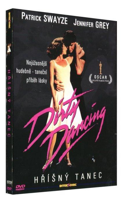 Hříšný tanec (DVD) - digipack