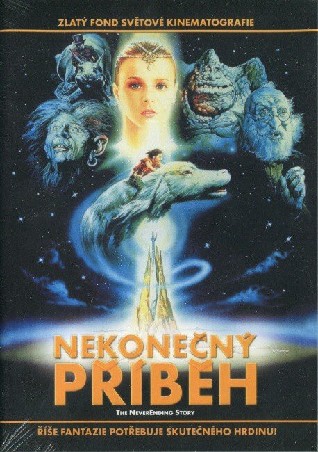 Nekonečný příběh (DVD)
