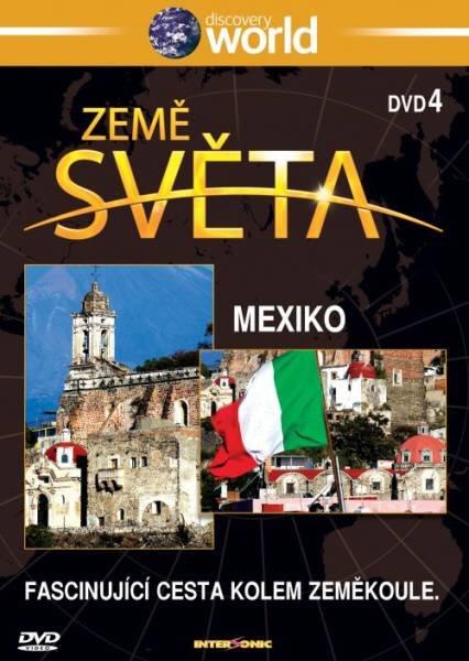 Země světa - DVD 4 - Mexiko (papírový obal)