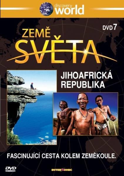 Země světa - DVD 7 - Jihoafrická republika (papírový obal)