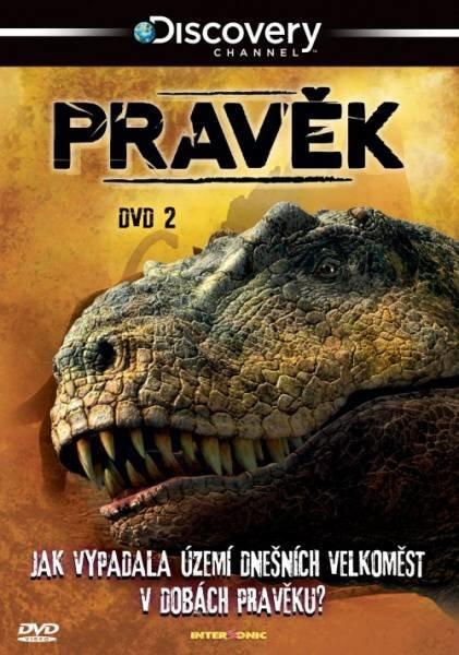 Pravěk - DVD 2 (papírový obal)