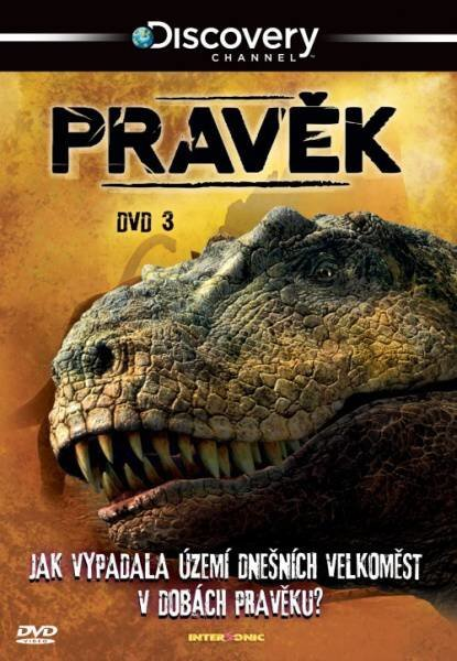 Pravěk - DVD 3 (papírový obal)