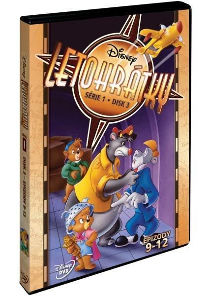 Letohrátky 1. sezóna - Disk 3 (DVD)