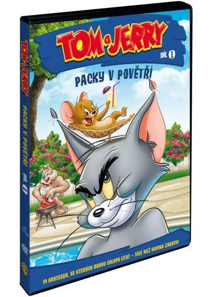 Tom a Jerry: Packy v povětří 1. část (DVD)
