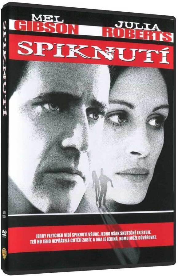 Spiknutí (DVD)