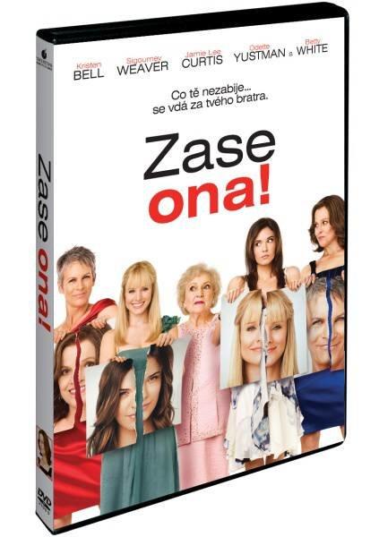Zase ona! (DVD)