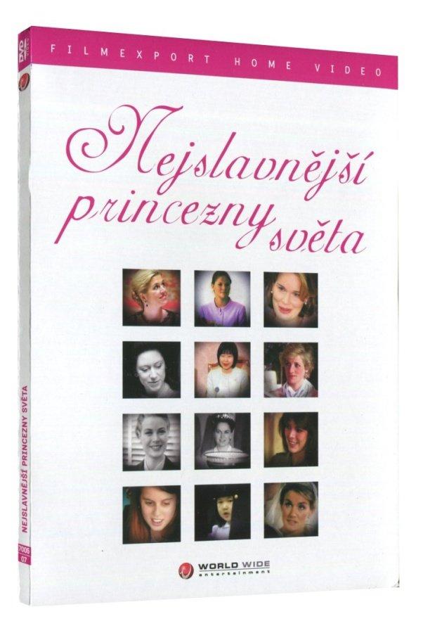 Nejslavnější princezny světa (DVD)