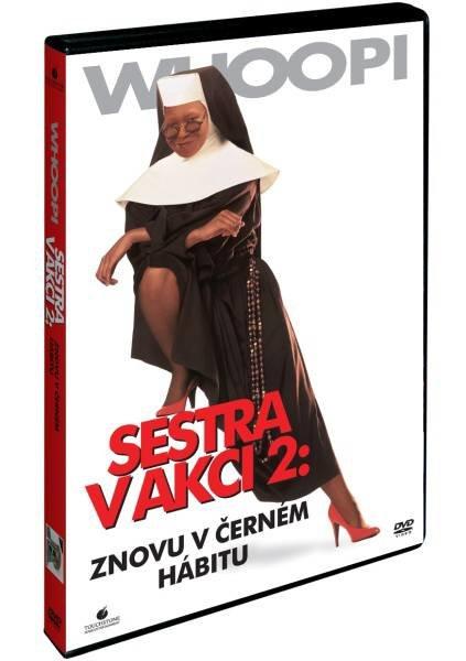 Sestra v akci 2: Znovu v černém hábitu (DVD)