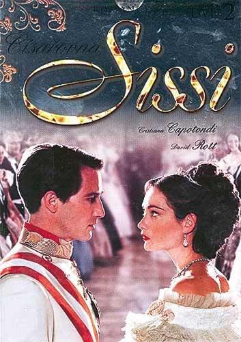 Císařovna Sissi - DVD 2 (papírový obal)