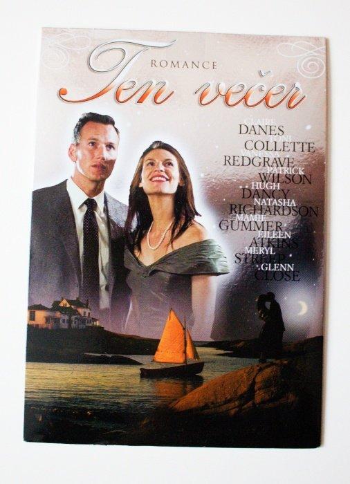 Ten večer (DVD) (papírový obal)